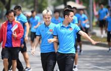 Chủ nhà Indonesia cấm cửa báo chí tác nghiệp ở sân tập Olympic Việt Nam lựa chọn