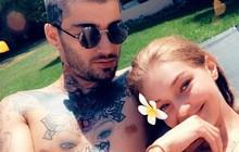 Gigi Hadid khoe mặt mộc xinh lung linh bên Zayn giữa tin đồn sắp được bạn trai cầu hôn