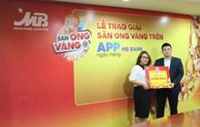 Giới trẻ háo hức Săn Ong Vàng trên App Ngân hàng MBBank