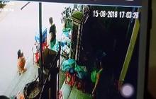 Quảng Nam: Cư dân mạng xôn xao với clip bắt cóc trẻ em trước cửa nhà