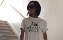 Giông bão lại đến với Victoria Beckham chỉ vì một chiếc áo phông