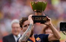 Messi nổ súng, Barca giành Cúp giao hữu trước thềm mùa giải mới