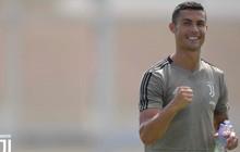 Ronaldo ghi bàn trong chiến thắng đậm 8-0 của Juventus