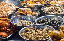 Có qua khu Tôn Đản (quận 4) cũng đừng lo đói, có cả list món ăn hấp dẫn dành cho bạn đây