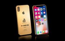 iPhone Xs ép vàng gần 3 tỷ đồng đã xuất hiện cho đặt online dù hàng gốc Apple tháng sau mới ra mắt