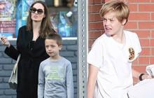 Angelina Jolie đưa 2 con ruột đi chơi sau tin đã chịu thua Brad Pitt trong cuộc chiến giành quyền nuôi con