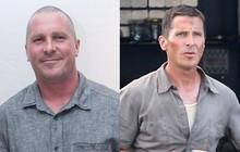 """Từ anh béo cằm nọng, Christian Bale lại đột ngột """"biến hình"""" gầy tong teo khiến cư dân mạng hết hồn"""
