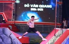 Không giới hạn - Sasuke Việt Nam: Sự quyết tâm của anh thợ nhôm kính