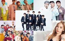 Doanh thu ảm đạm nửa đầu 2018 của SM: Gộp 10 album bán chạy nhất còn không bằng 1 album của BTS