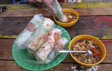 Gợi ý những hàng bò bía lai rai ăn vặt chỉ từ 1k/cuốn ở Sài Gòn