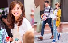 Giảm cân thành công, Triệu Vy còn khiến dân tình choáng ngợp khi diện toàn hàng hiệu đắt đỏ trong show truyền hình mới