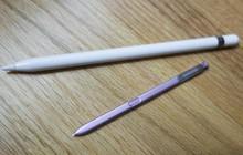 Nếu Apple muốn làm bút stylus cho iPhone, cách thành công nhanh nhất chính là copy bút S-Pen của Samsung