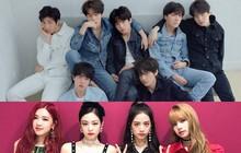 """BTS và BLACKPINK """"dắt tay"""" nhau trở thành 2 nhóm nhạc Kpop đầu tiên nhận nút kim cương Youtube"""