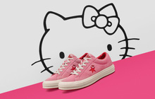 """Converse X Hello Kitty – Bộ Collab phiên bản giới hạn xuất hiện đúng lúc cho mùa """"back to school"""""""
