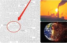 Tờ báo năm 1912 dự đoán chính xác đến rợn người về những gì Trái đất đang phải đối mặt ngày nay
