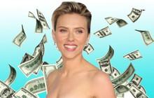 Mặc vụ lùm xùm vai chuyển giới, Scarlett Johansson vẫn là minh tinh kiếm tiền giỏi nhất năm 2018