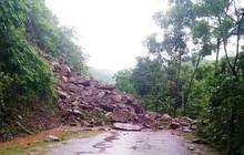 Thanh Hóa: Sạt lở núi do mưa bão, 1 phụ nữ bị đá đè tử vong