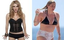 Từng gợi cảm hàng đầu showbiz, Kesha giờ sở hữu thân hình lưng dài vai rộng như đàn ông