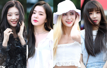 """Màn đọ sắc hiếm của dàn idol Kpop: Nữ thần Irene bị mỹ nhân """"dao kéo"""" lấn át, gương mặt vô danh bỗng được chú ý"""