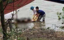 Hà Nội: Phát hiện thi thể nam thanh niên nổi trên sông Đáy sau 4 ngày mất tích