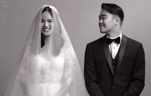 Trước thềm đám cưới, Tuyết Lan đăng ảnh cưới hạnh phúc bên ông xã điển trai