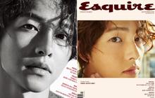 Song Joong Ki gây náo loạn khi tiếp bước Park Bo Gum để tóc dài lãng tử, liệu có phải tạo hình cho bom tấn mới?