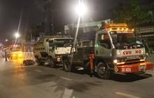 Tông vào đuôi xe ben đậu giữa đường phố Sài Gòn, người đàn ông chết thảm