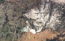 Máy bay quân sự Mỹ cháy rụi sau khi rơi tại Oklahoma
