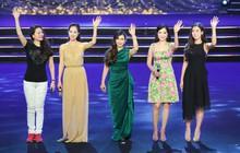 Dàn cựu Hoa hậu Việt Nam gây bất ngờ với vẻ trẻ trung trong buổi tổng duyệt đêm Gala