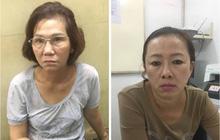 """Hai """"nữ quái"""" dàn cảnh trộm tài sản của nữ du khách ngoại quốc giữa trung tâm Sài Gòn"""