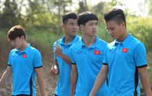 Tuyển thủ Olympic Việt Nam kêu đau lưng hàng loạt