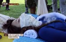 Đau đớn vì bị thoát vị đĩa đệm, Namjoo (A Pink) nhất quyết không dừng ghi hình show thực tế