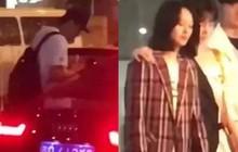 Lần đầu xuất hiện sau công khai tình cảm, Trịnh Sảng được bạn trai CEO giàu có đưa đón tận tình