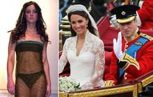 """Chính bộ váy xuyên thấu táo bạo này đã phá vỡ """"friendzone"""" giữa Kate Middleton và Hoàng tử William"""