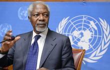 Kofi Annan - Ngôi sao sáng đến từ lục địa đen làm nên một trang sử mới cho Liên Hợp Quốc