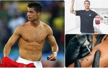 """Sự thật về """"truyền thuyết"""" không xăm mình của Ronaldo: Có thật xăm mình thì không hiến máu được?"""