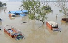 Số người chết vì lũ lụt tại Ấn Độ lên tới hơn 1.000 người