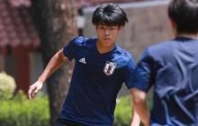 Cầu thủ Nhật Bản tự tin phá lưới Bùi Tiến Dũng