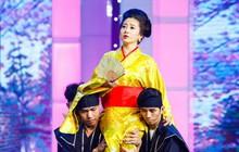 Mai Phương từng chứng tỏ khả năng diễn xuất mặn mà khi trở lại tham gia gameshow