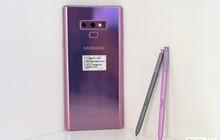 Trên tay Samsung Galaxy Note9 Lavender Purple bản đặc biệt chỉ bán tại Hàn Quốc: Màu tím thời thượng tặng kèm 2 bút S-Pen