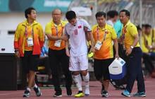 Tuyển thủ Olympic Việt Nam phải phẫu thuật, chia tay ASIAD 2018
