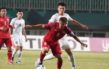Thái Lan lại thua, nếu không bị loại sẽ gặp Olympic Việt Nam ở vòng knock-out