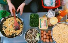 Chỉ có bắp thôi mà người Sài Gòn biến tấu tài tình trong hàng loạt món ăn vặt lai rai hấp dẫn