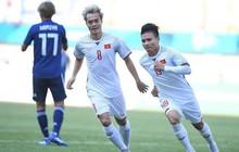 Olympic Việt Nam nhận thưởng nóng 200 triệu sau chiến thắng Nhật Bản