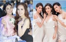 Showbiz Việt đầy thị phi nhưng vẫn có những hội bạn thân toàn Hoa hậu – Á hậu nổi tiếng thân thiết