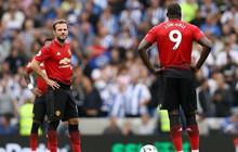 Thi đấu bạc nhược, Man Utd nhận thất bại đầu mùa