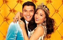 """Hội Rich kid châu Á """"Crazy Rich Asians"""" chễm chệ ngôi vương phòng vé Mỹ cuối tuần"""