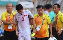 Đỗ Hùng Dũng không phẫu thuật, ở lại cổ vũ Olympic Việt Nam