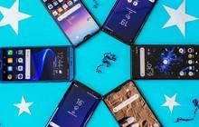 """Chưa tính đến Galaxy Note9, smartphone của Samsung đã xếp thứ 2 trong danh sách smartphone pin """"trâu"""" nhất"""