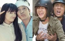 Nhã Phương - Trường Giang và Trấn Thành - Hari Won: Hai cặp đôi ồn ào nhất Vbiz đều bén duyên từ... phim kinh dị